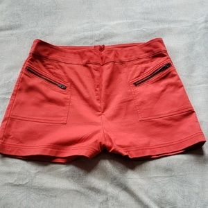 The Perfect Coral Shorts